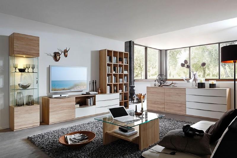 Wohnzimmer einrichten mit k chenparadies gloggnitz for Wohnzimmer mit holzdecke einrichten